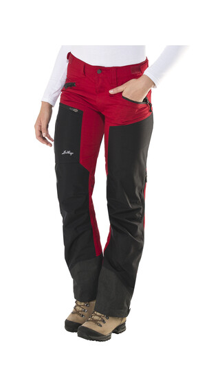 Lundhags Antjah Pant Women Red